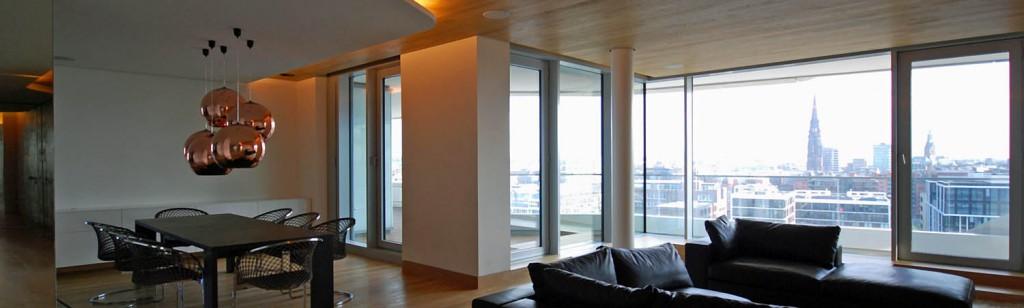 marco polo tower - hochwertiger Wohnprojekte