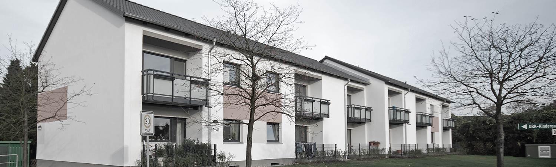 Modernisierung Mehrfamilienhaus in Heist