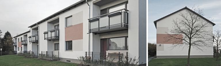 Energetische Modernisierung Mehrfamilienhaus in Heist