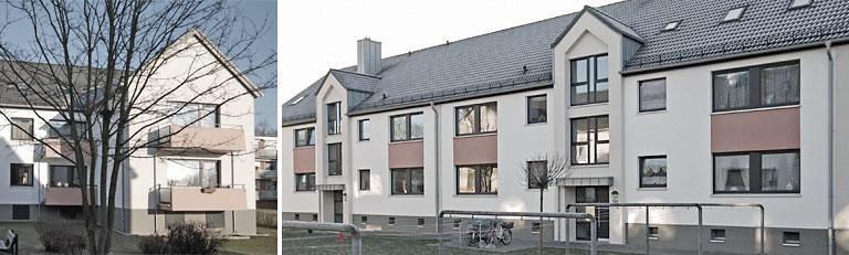 Modernisierung Mehrfamilienhaus in Wedel