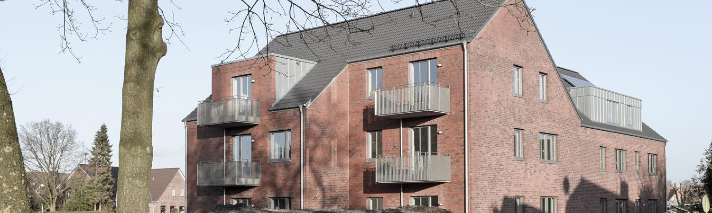 Neubau Wohnprojekt Holm -R. Nagel, Architekt