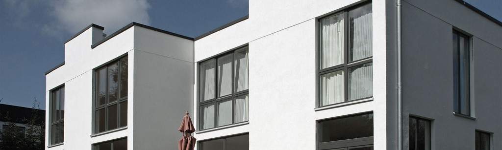 Neubau Doppelhaus Hamburg