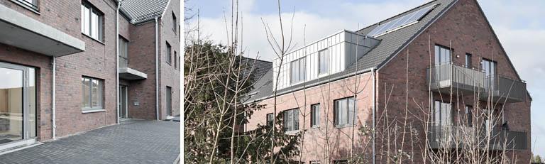 Neubau Mehrfamilienhaus -barrierefrei- in Holm