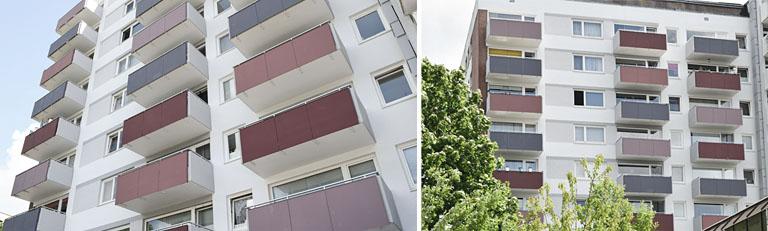Fassadensanierung - R.Nagel - Architekt