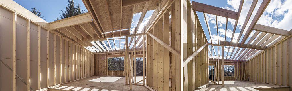 Holzrahmenbau - Chancen für neuen Wohnraum - Architekturbüro Ralf Nagel, Wedel