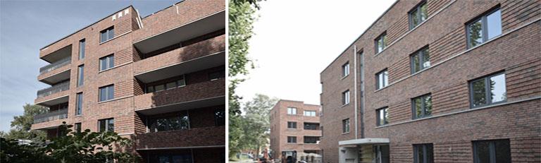 Neubau Wohnungen - Objektüberwachung, Qualitätssicherung