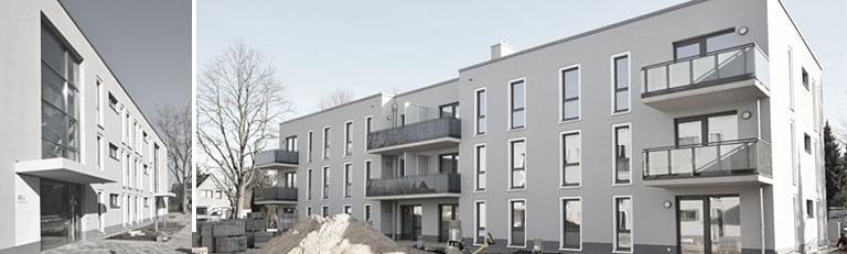 Neubau Geschosswohnungsbau